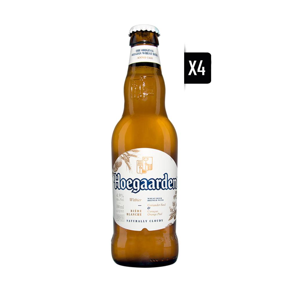 Hoegaarden-Witbier-x4