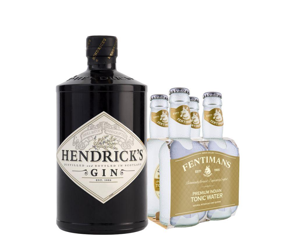 Hendricks-tonica